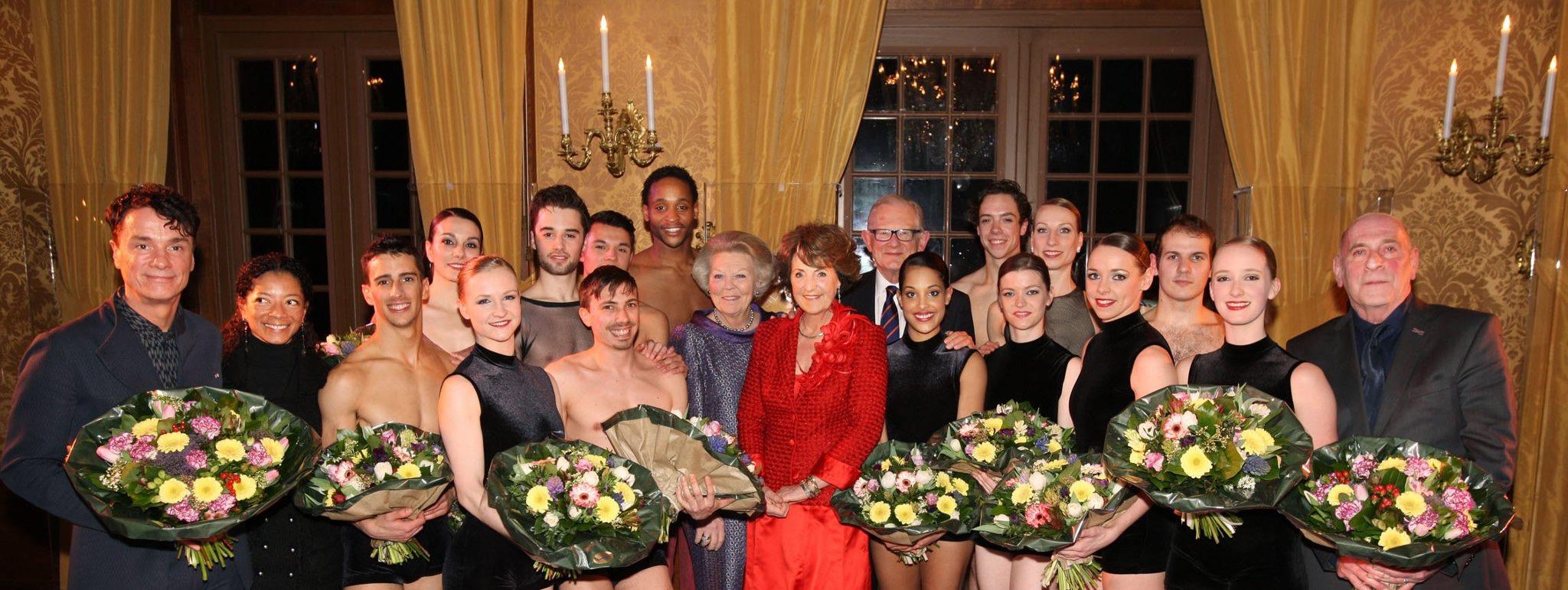 karin lambrechtse dans cv koninklijke familie Prinses Margriet Introdans