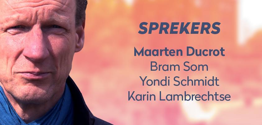 parco pantani sprekers Giro Arnhem Karin Lambrechtse Maarten Ducrot