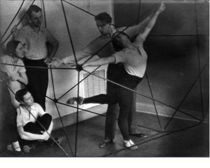 Laban inside icosahedron icosaëder karin lambrechtse