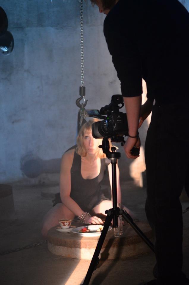 Diogenes Paul Bezuijen Dansfilm Karin Lambrechtse CV dans