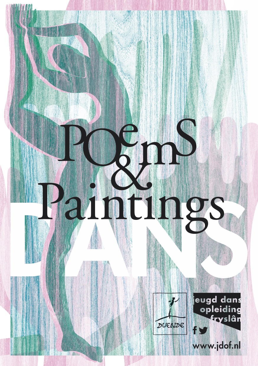 Poems & Paintings JDOF dans Karin lambrechtse