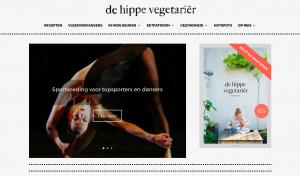 Karin blogt De Hippe vegetarier