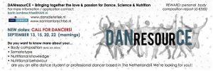 Banner september DANresourCE
