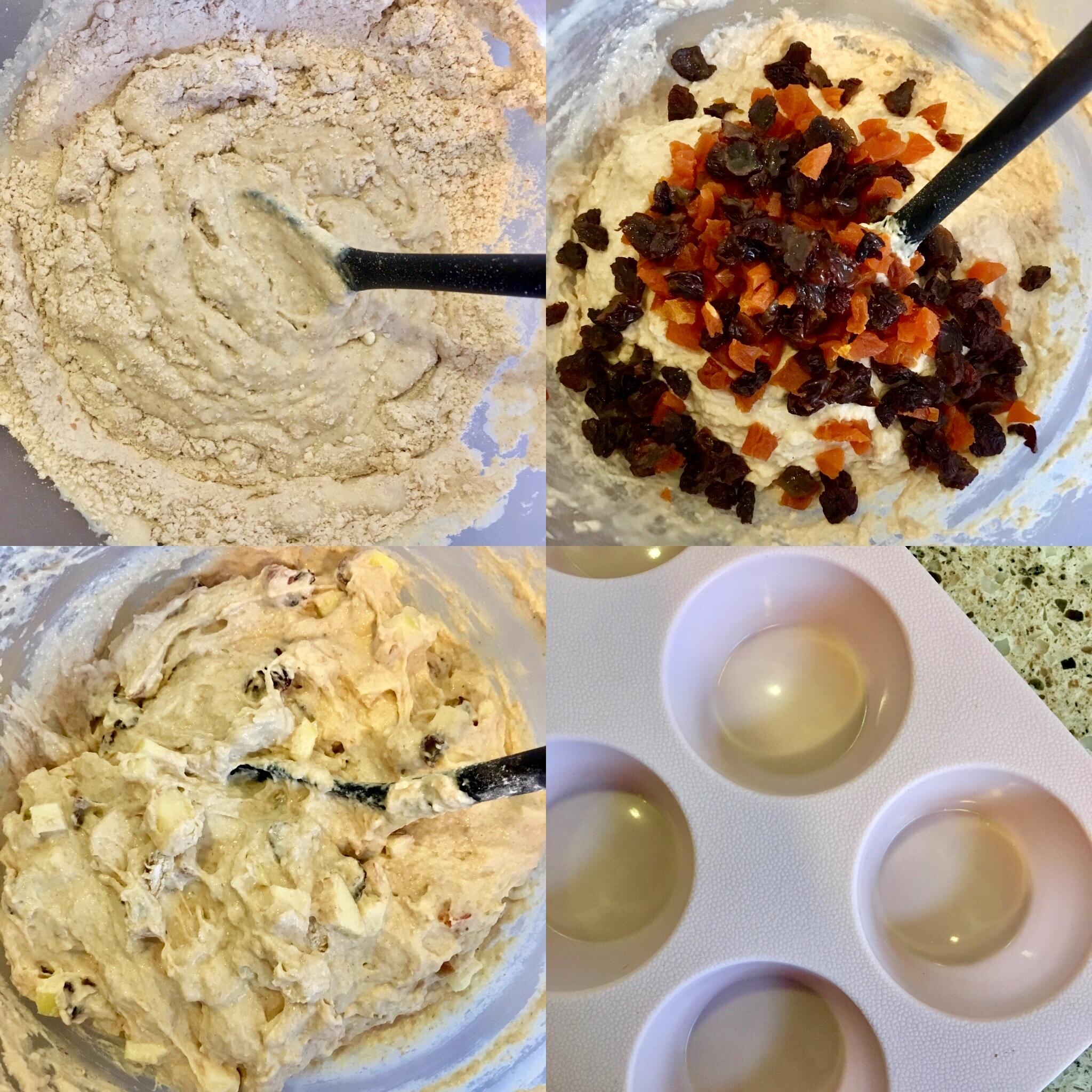 Ovenbollen oliebollen uit de oven Karin Lambrechtse lactose vrij 2