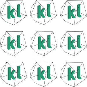 Dietistenpraktijk KL Lambrechtse multiple logo